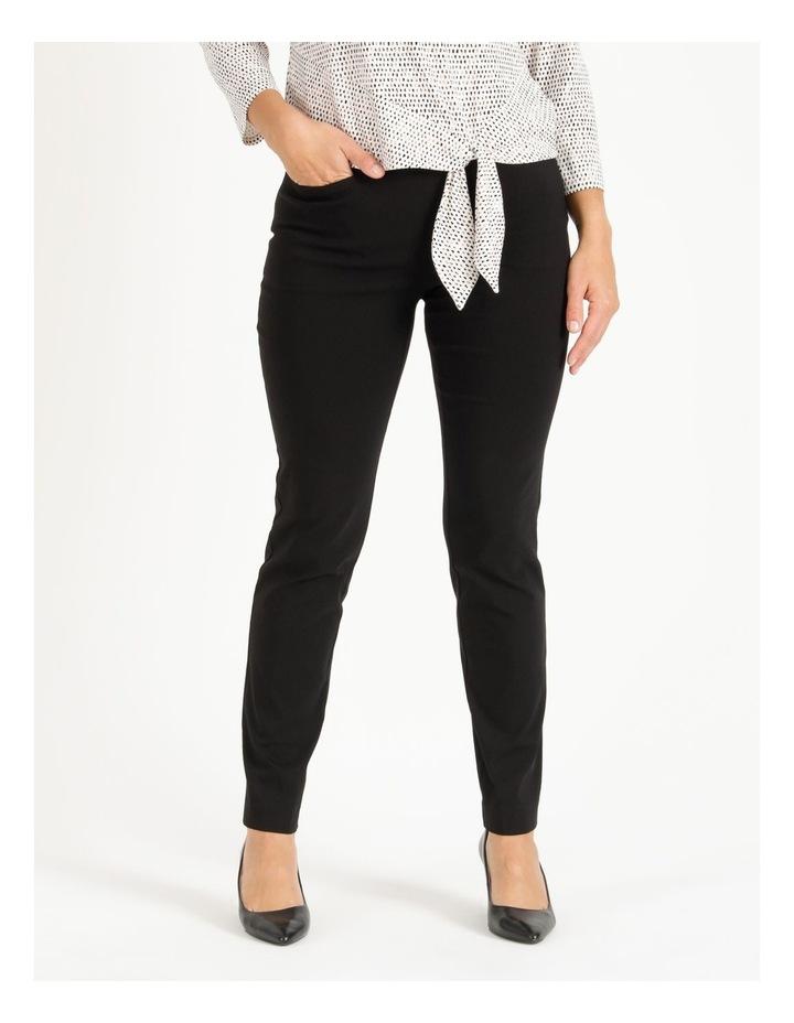 Wardrobe Staple Slim Full Length Pant image 1