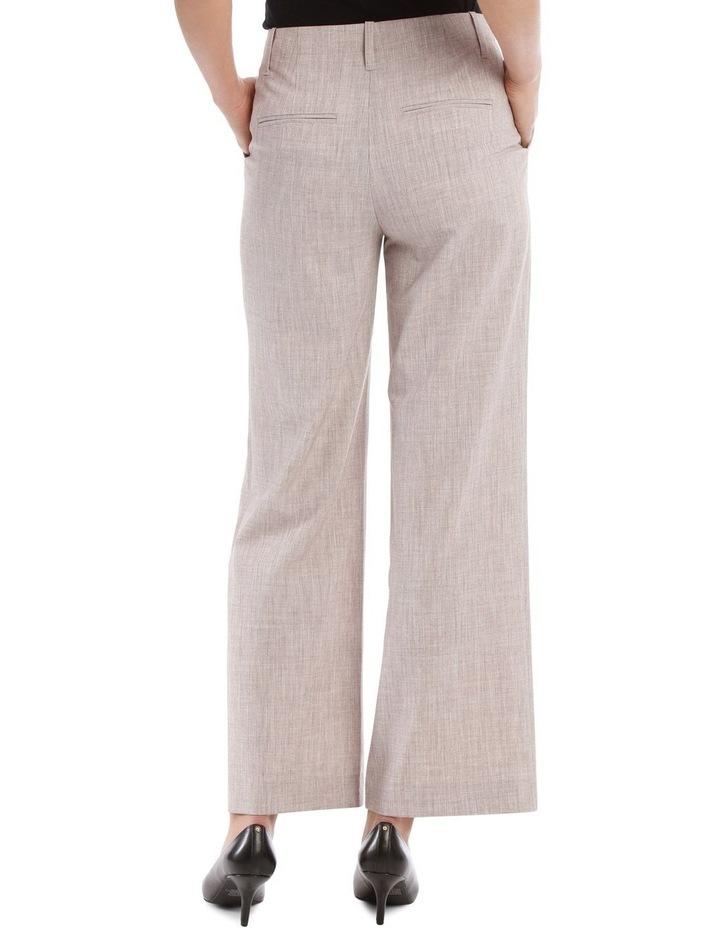 Flat Waisted Wide Leg Pant image 3