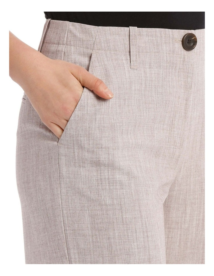 Flat Waisted Wide Leg Pant image 4