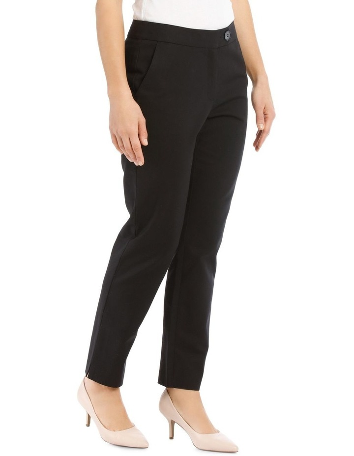7/8 Stretch Cotton Pant image 2