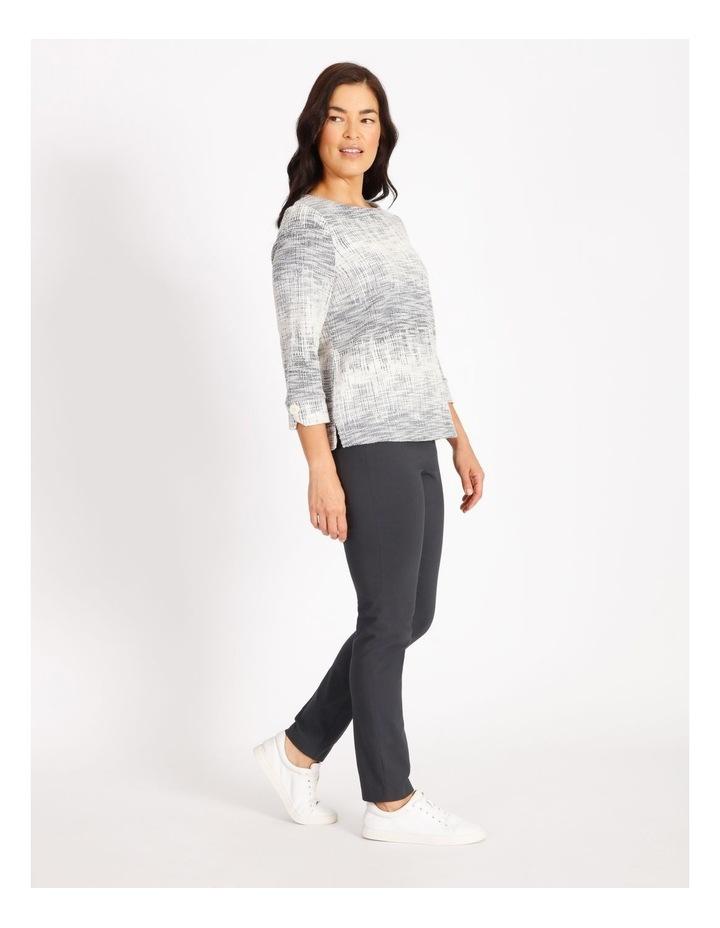 Wardrobe Staple Slim Full Length Pant image 2