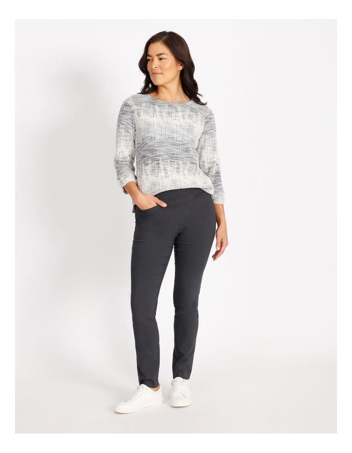 Wardrobe Staple Slim Full Length Pant image 6