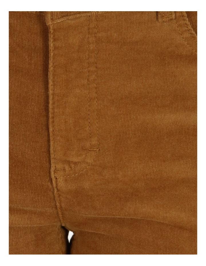 Burnished 5 Pocket Full Length Cord Pant image 5