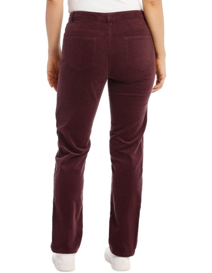 Confluence 5 Pocket Full Length Cord Pant image 3