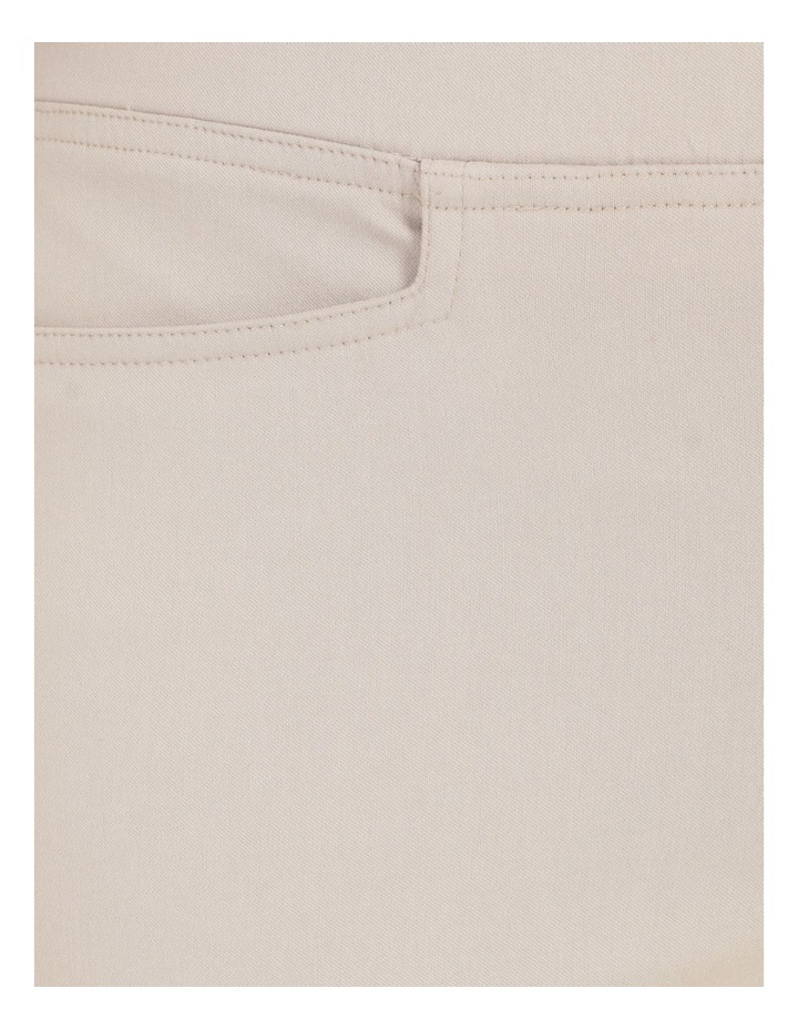 Essential Stretch Stone Crop Pants image 7