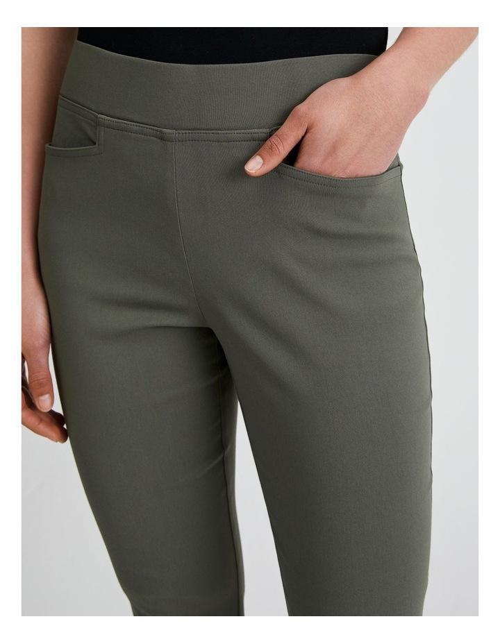 Essential Stretch Crop Pant image 3