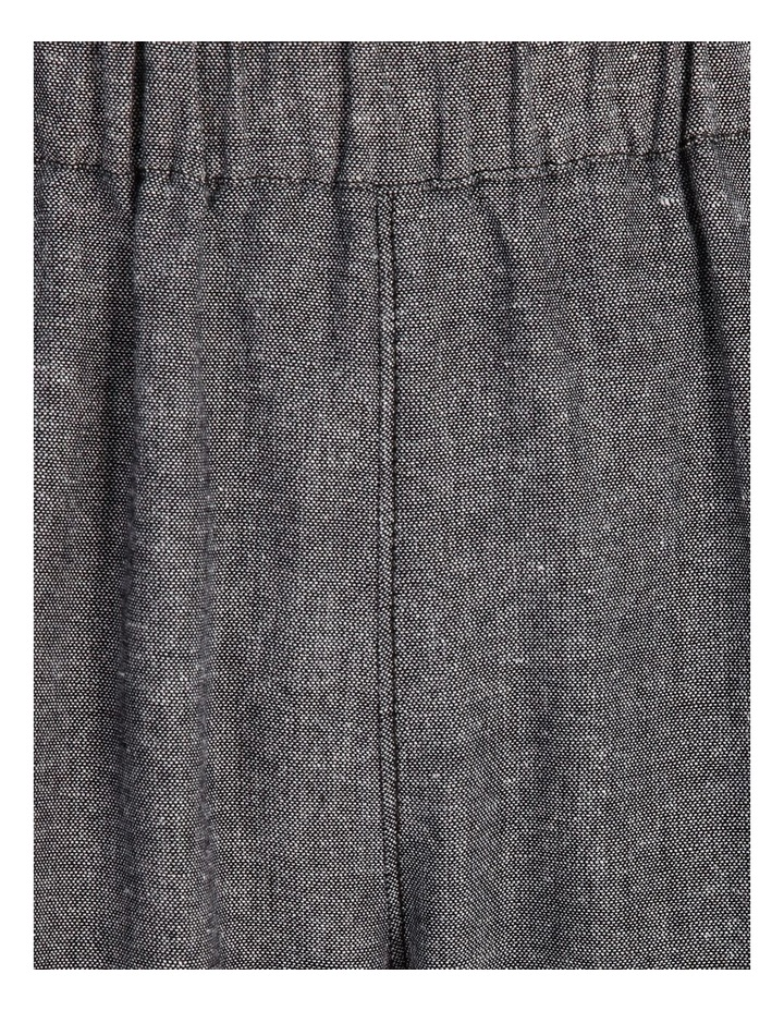 Etched Paperbag Waist Pant image 5