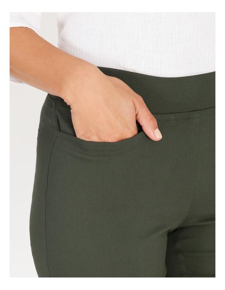 Wardrobe Staple Slim Full Length Pant image 4
