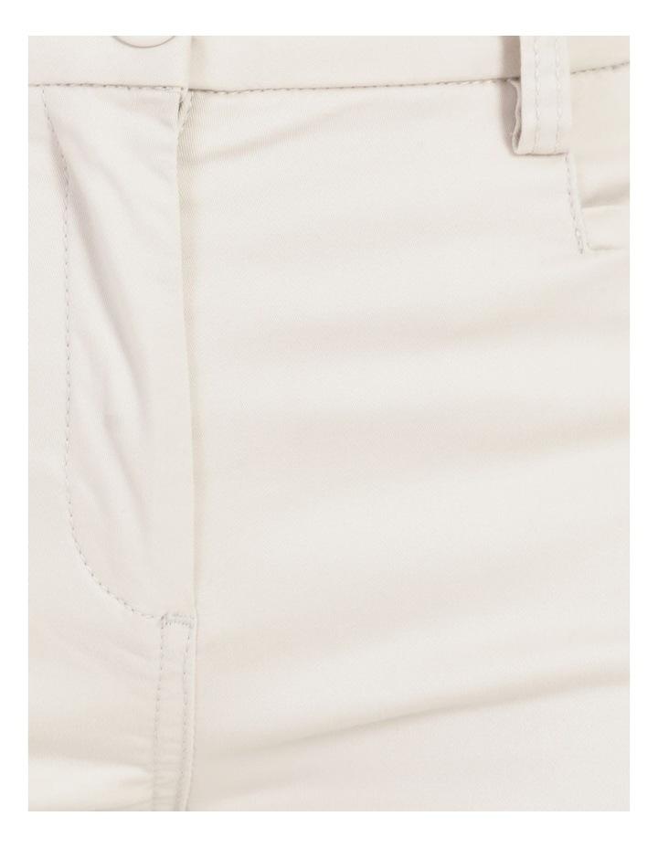Rolled Cuff Chino Pants Stone image 7