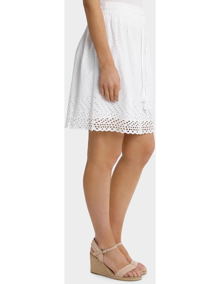 Broderie Pull On Skirt image 2