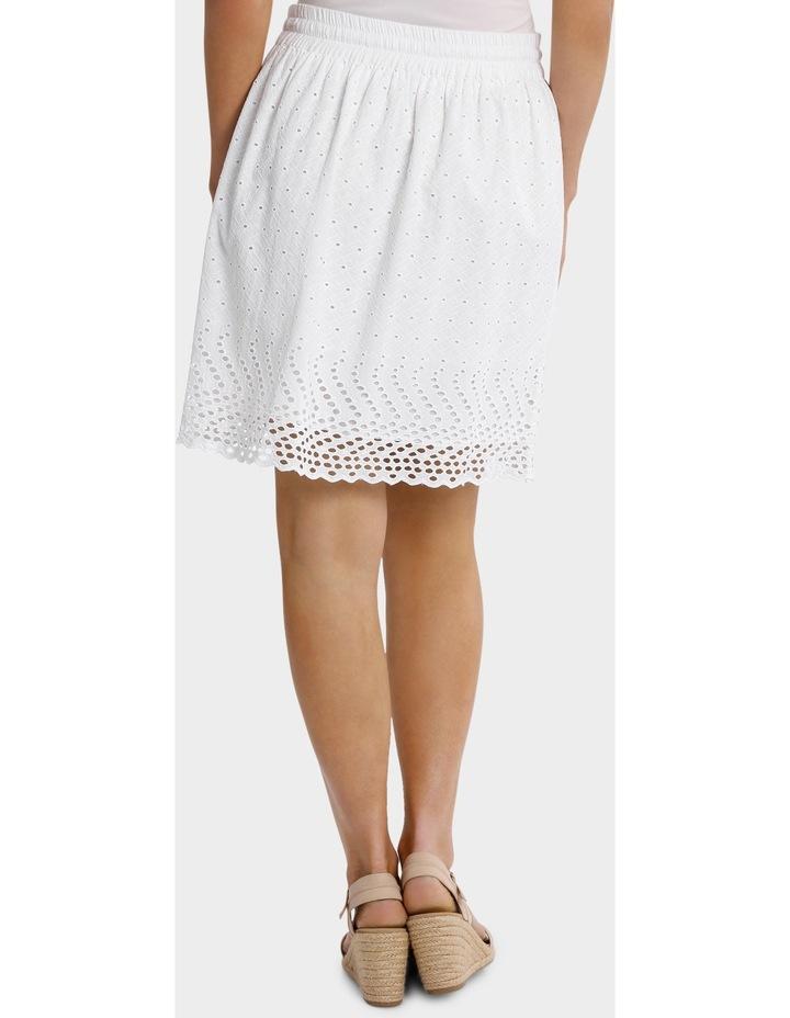 Broderie Pull On Skirt image 3