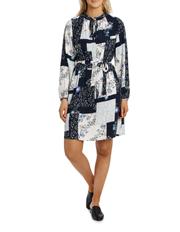 Regatta Petites - Soft Patchwork 3/4 Sleeve Dress