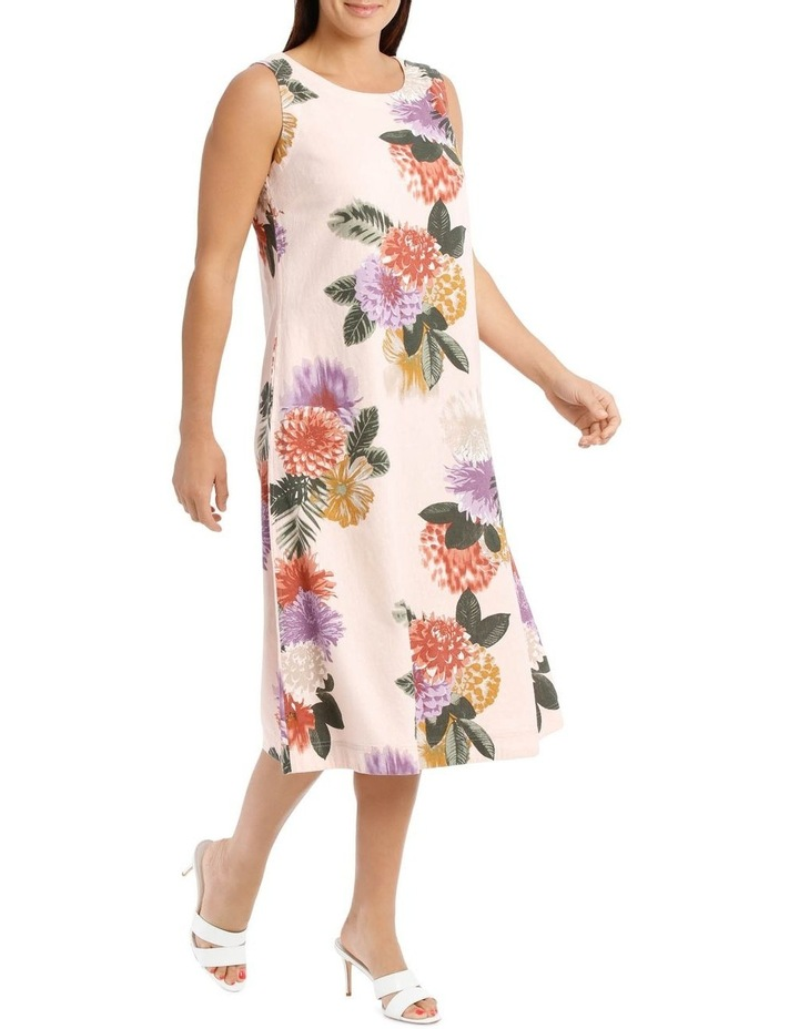 Sleeveless Midi Dress image 1
