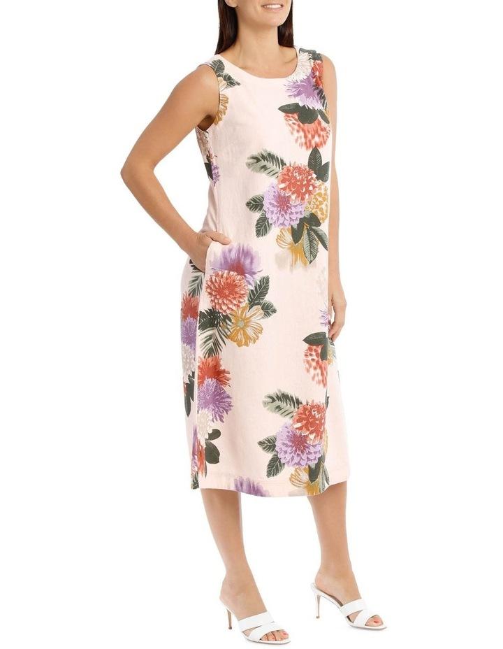 Sleeveless Midi Dress image 2