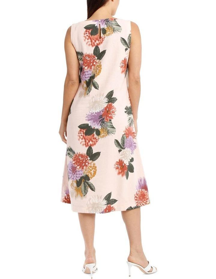 Sleeveless Midi Dress image 3