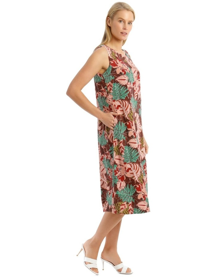Sleeveless Midi Dress image 2