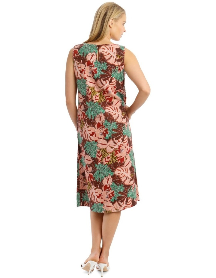 Sleeveless Midi Dress image 3