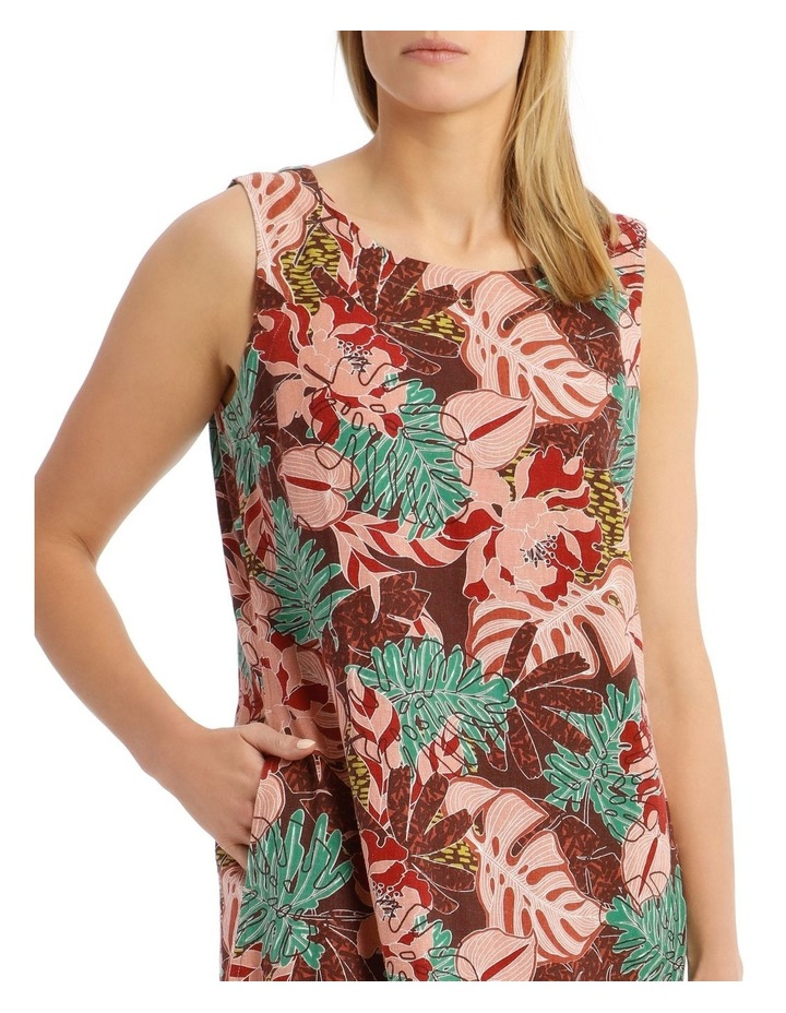 Sleeveless Midi Dress image 4