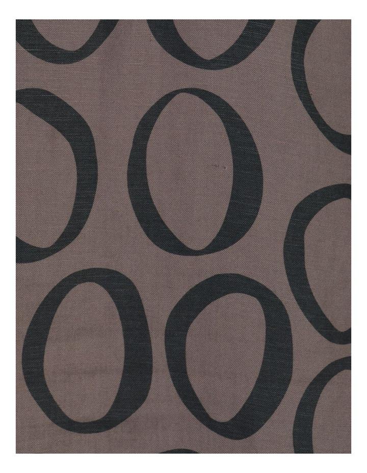 3/4 Sleeve Waist Seam Dress With Pockets image 6