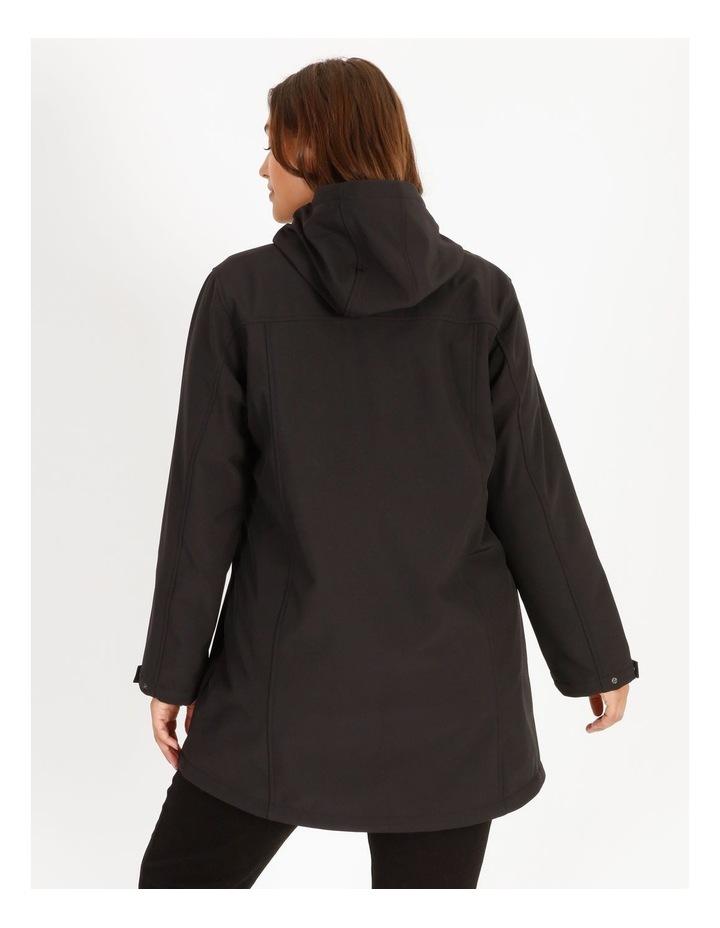Olive Grove Shower-Proof Hooded Jacket image 3