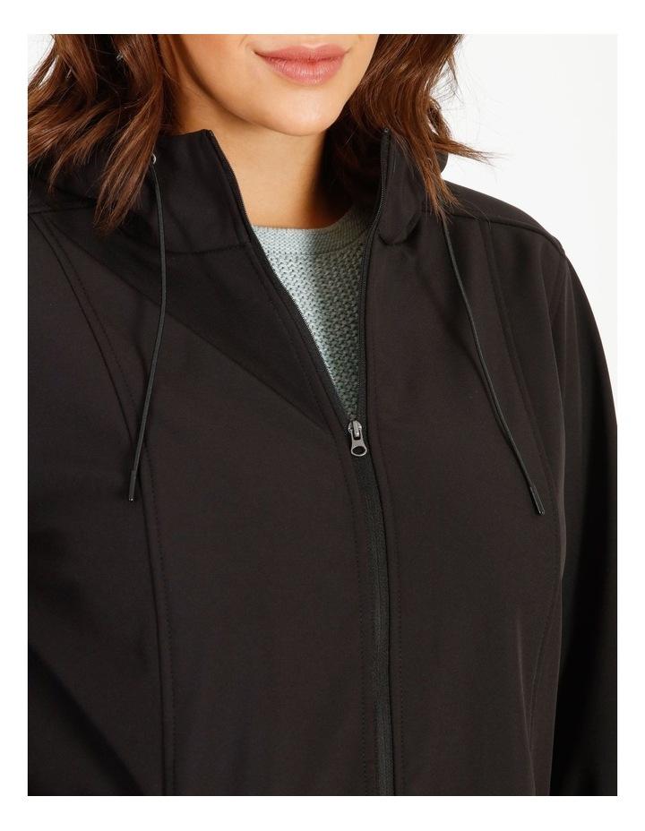 Olive Grove Shower-Proof Hooded Jacket image 5