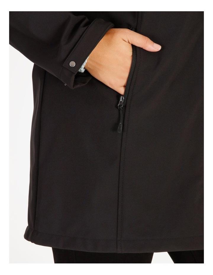 Olive Grove Shower-Proof Hooded Jacket image 6