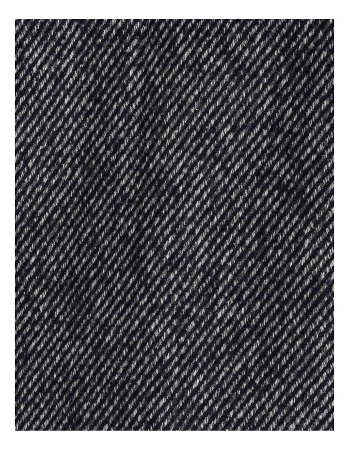 Raglan Sleeve Funnel Neck Coat image 6