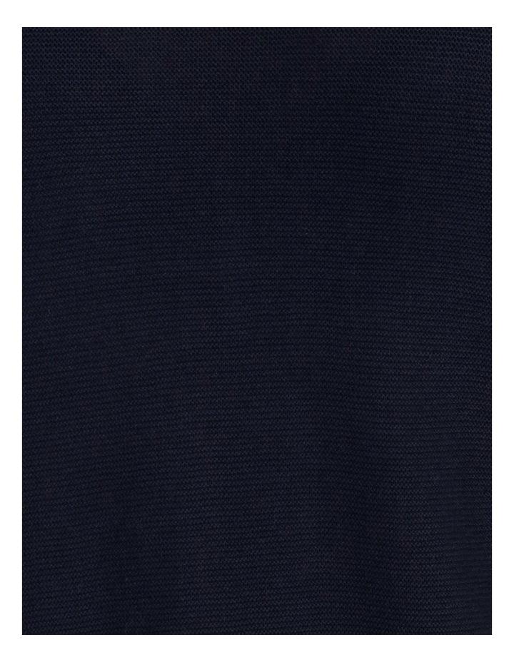 Short Sleeve Jumper With V-Neck image 5