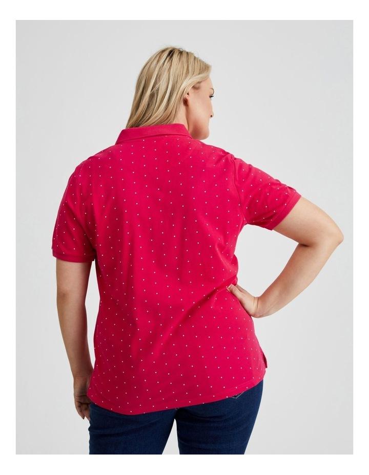 Short Sleeve Polo Tee image 3
