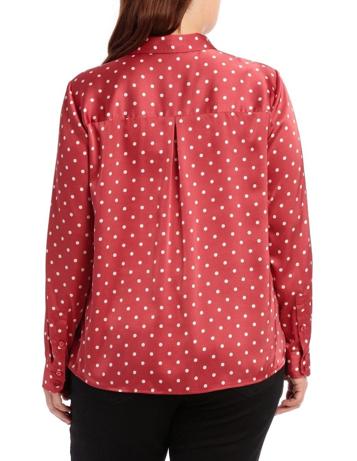 Long Sleeve Shirt With Collar image 3