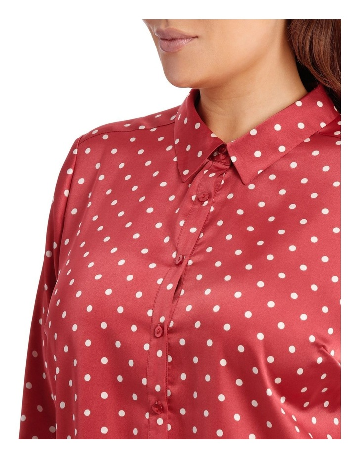 Long Sleeve Shirt With Collar image 4