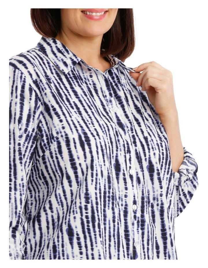Long Sleeve Rolled Sleeve Core Shirt image 5