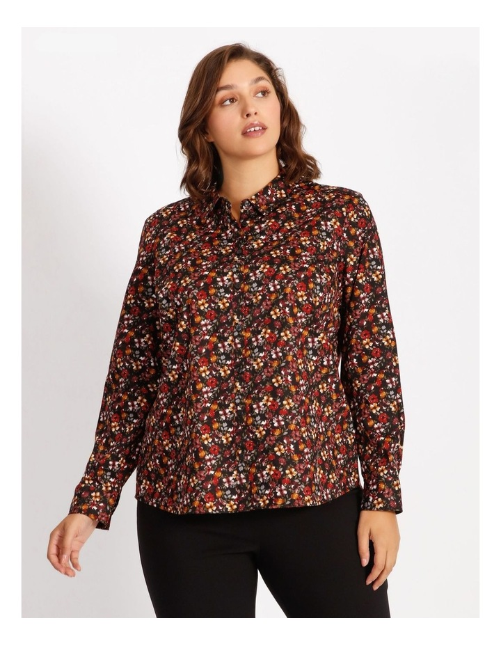 Confluence Stretch Cotton Long Sleeve image 1