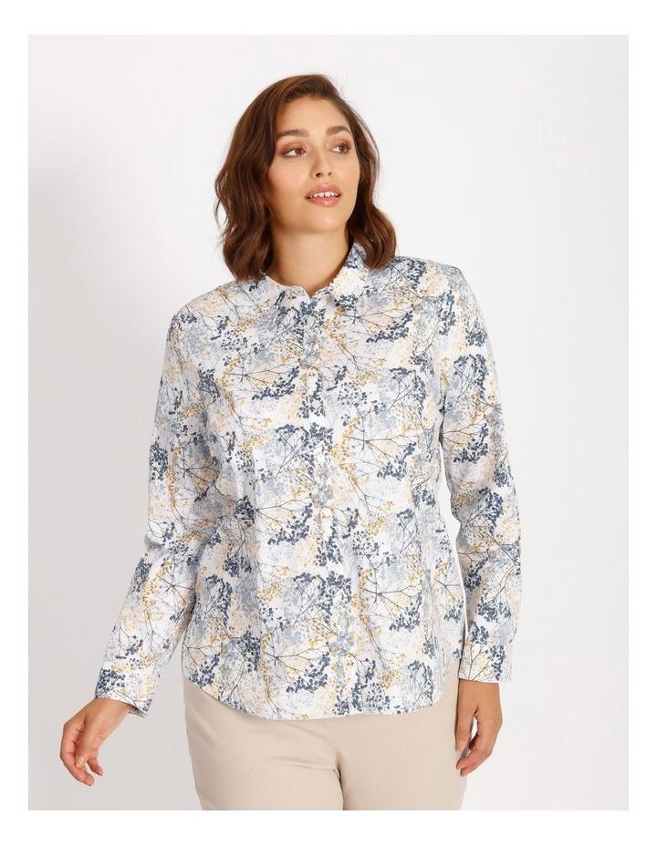 Stretch Cotton Shirt image 1