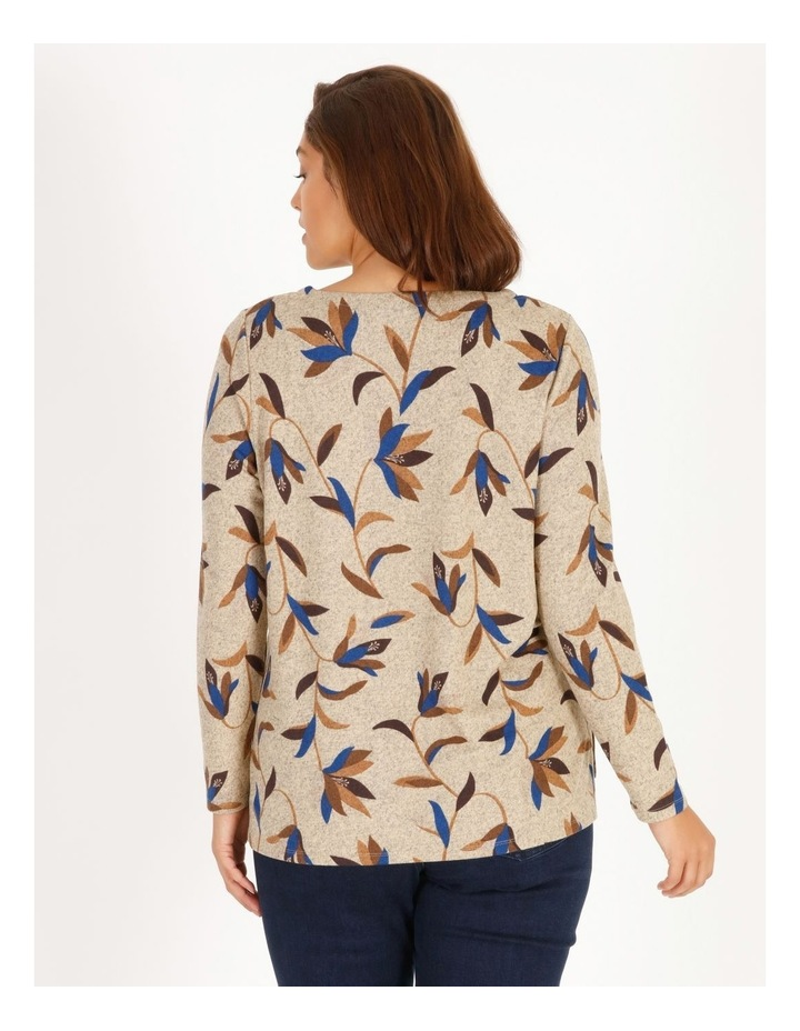Burnished Long-Sleeve Soft Touch Tee image 3
