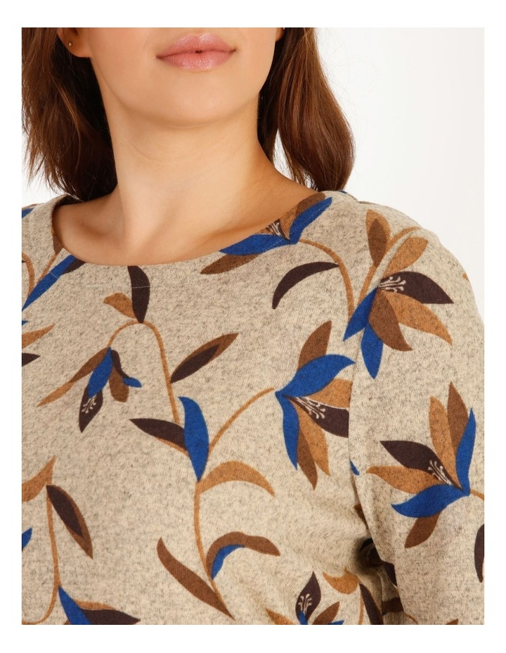 Burnished Long-Sleeve Soft Touch Tee image 4