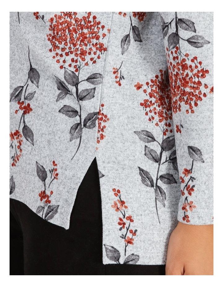 Kindled Long-Sleeve Floral Tee image 4