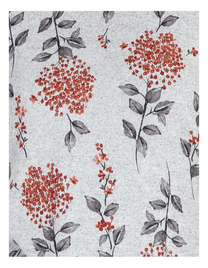 Kindled Long-Sleeve Floral Tee image 5