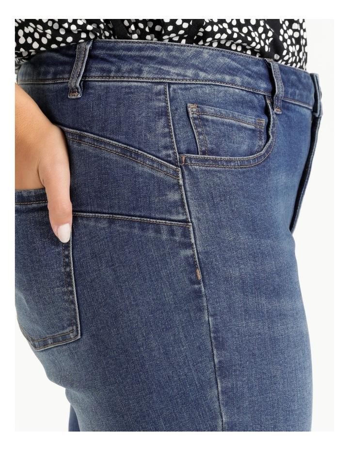 Wardrobe Staple Straight Full Length Jean image 4