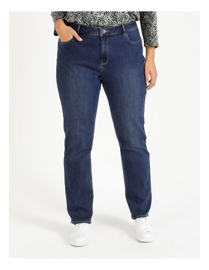 Wardrobe Staple Straight Full Length Jean image 1