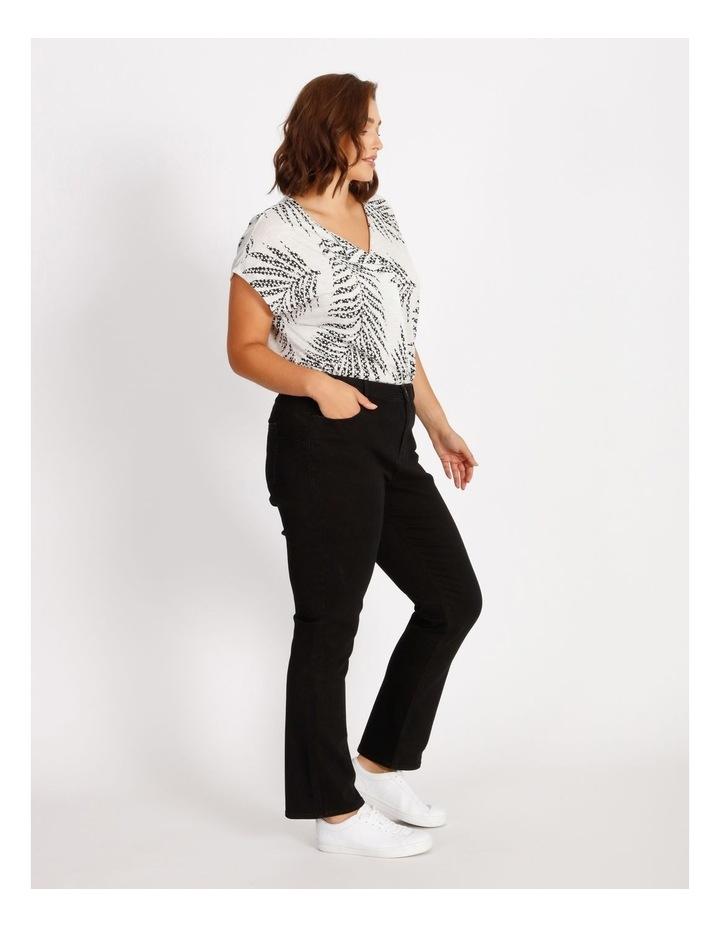 Wardrobe Staple Straight Full Length Jean image 2