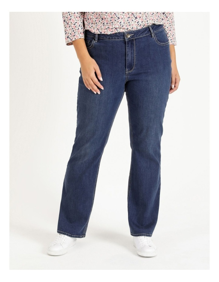 Wardrobe Staple Bootcut Full Length Jean image 1