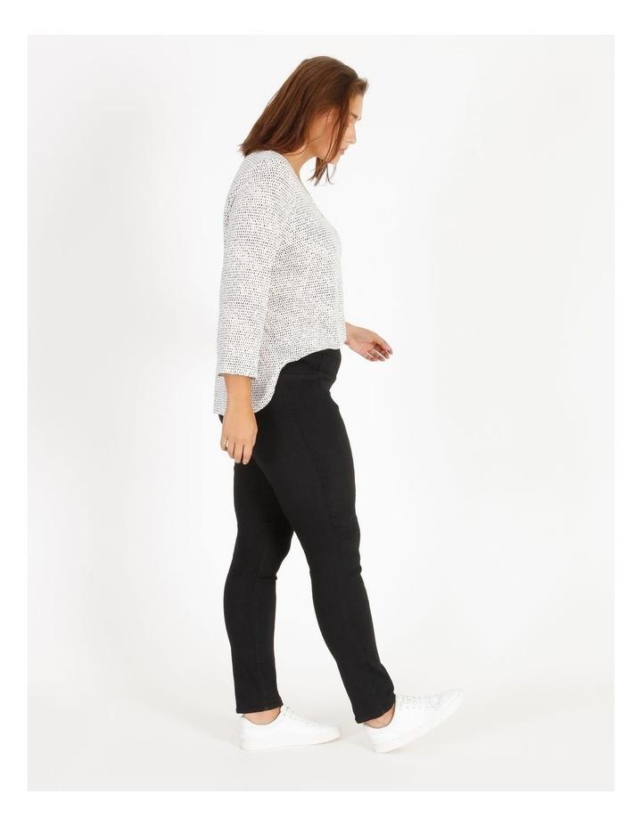 Wardrobe Staple Full Length Denim Jegging image 2