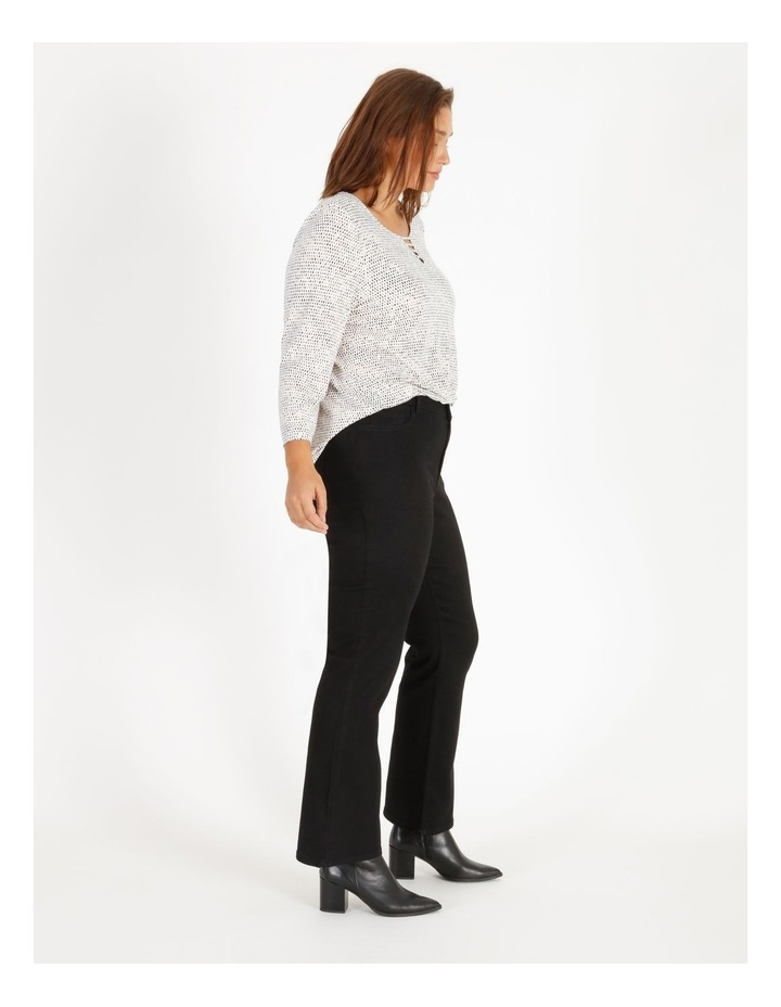 Wardrobe Staple Bootcut Full Length Jean image 2
