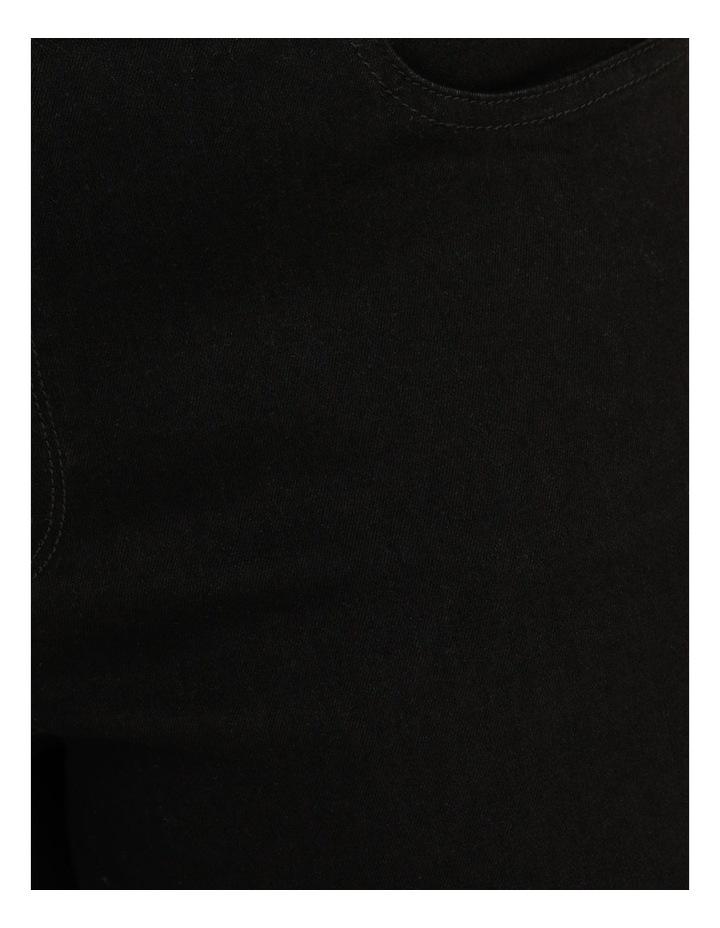 Wardrobe Staple Denim Crop Jean Black image 7