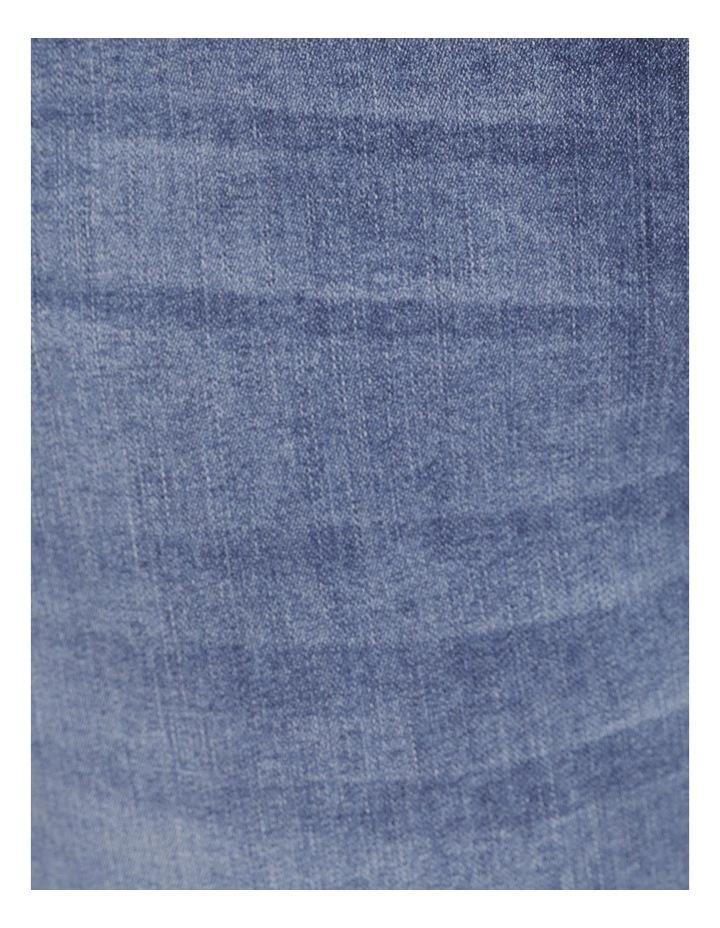 Wardrobe Staple Denim Crop Jean Mid Wash image 7