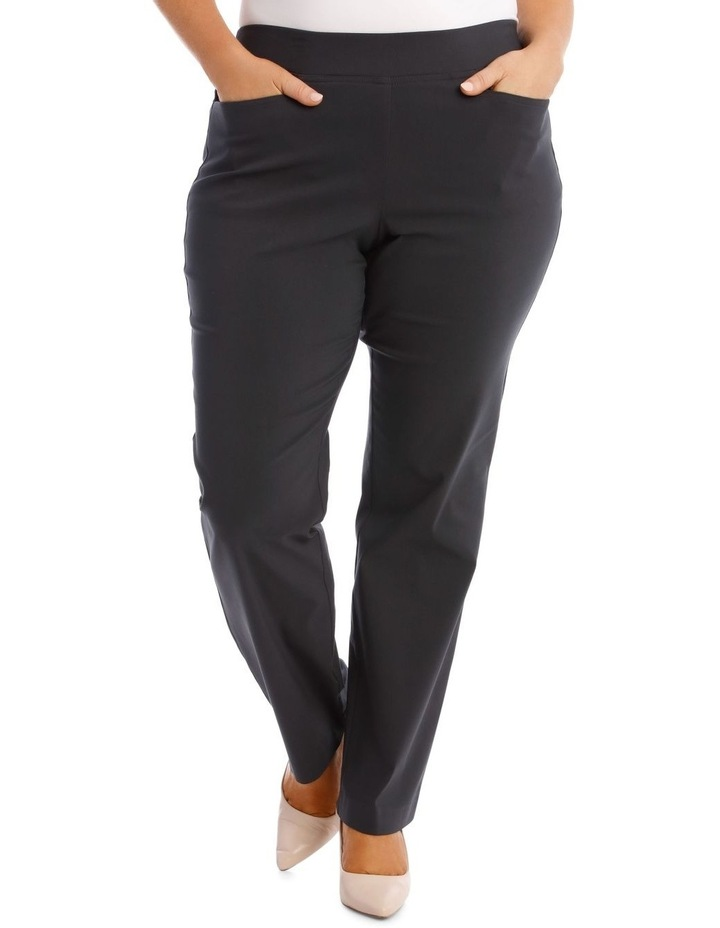 Essential Straight Full-Length Pant image 1