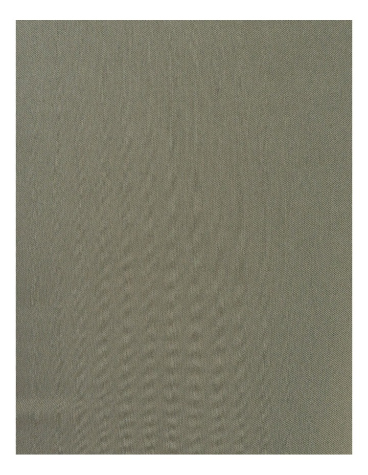 Wardrobe Staple Stretch Crop Pant Khaki image 7