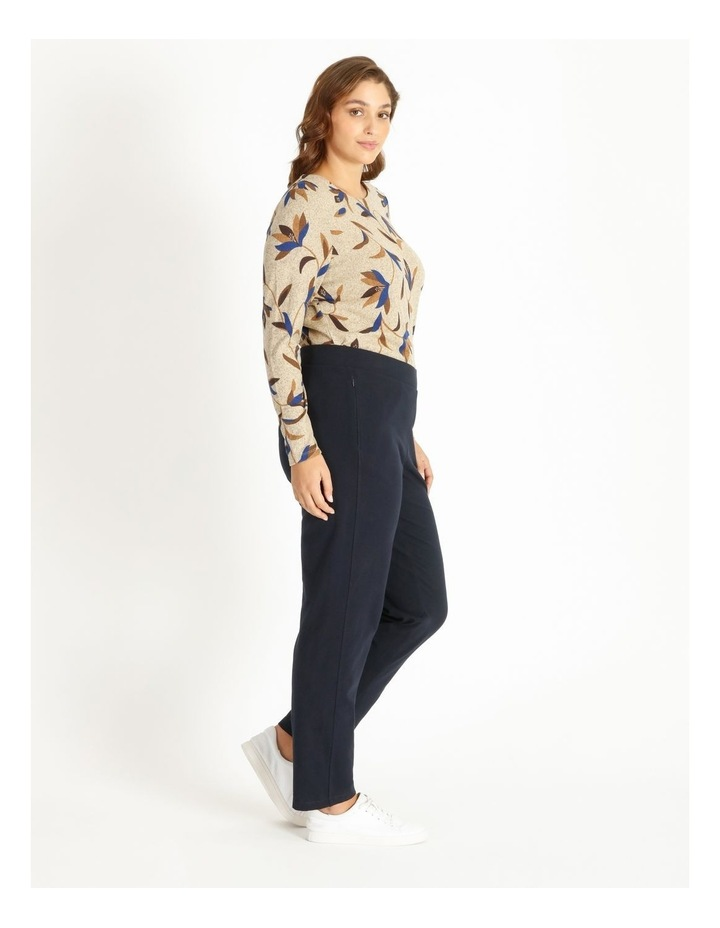 Leisure Slim Leg Trackpant With Zip Pockets image 2