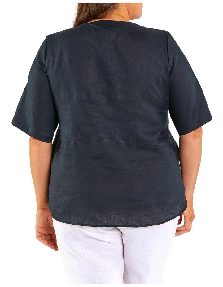 Layered Hem Shirt image 3